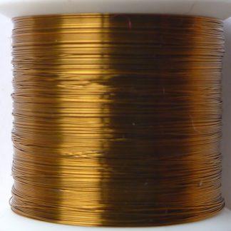 fil de cuivre café CWM05