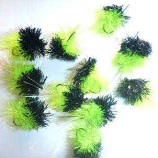 blob black green