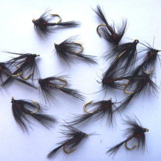 mouche noyée truite