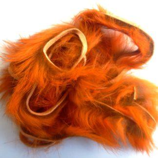 micro rabbit strip orange